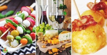 20 Delicious Party Appetizer Recipes to Get You Through the Big Event