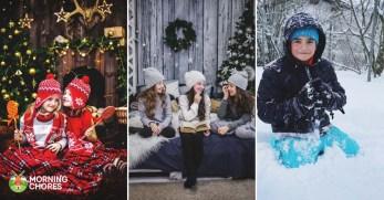29 Festive Homestead Christmas Traditions You'll Love to Establish