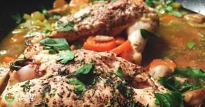 Simple Yet Delicious Chicken Stew Recipe That Will Warm Your Bones