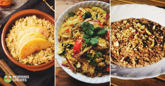 22 Great Quinoa Recipes for Breakfast, Lunch, and Dinner