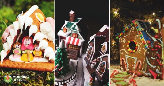 24 Easy Gingerbread House Ideas That Are Totally Worth It