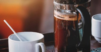 How to Brew Coffee in a French Press in 4 Easy Steps