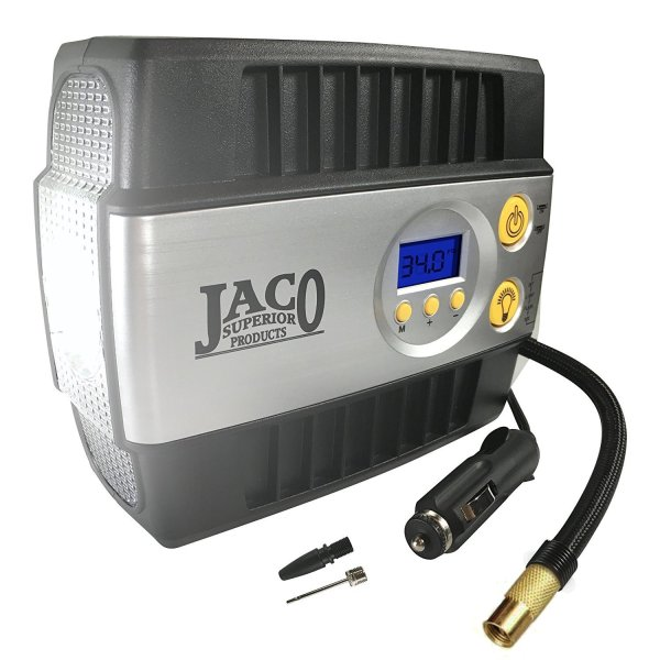 JACO SmartPro Digital Tire Air Compressor