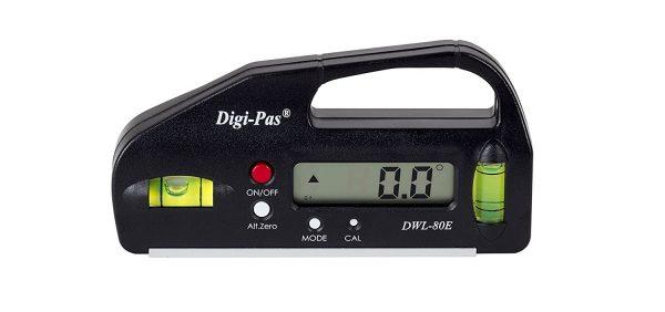 DigiPas DWL80E Pocket Size Digital Level
