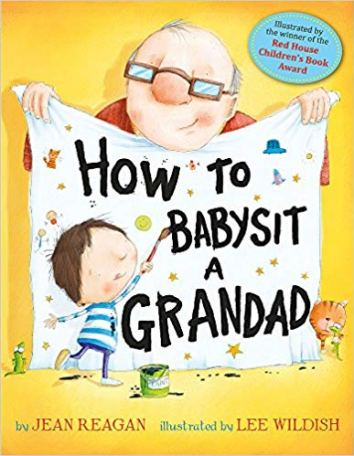 how to babysit a granddad book