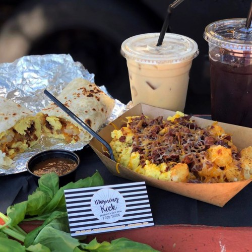 Morning Kick Food Truck Events and Catering