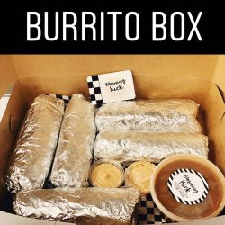 Morning Kick Burrito Box Family Pack