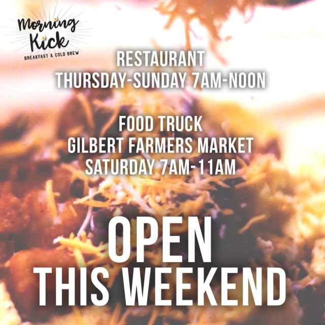 Gilbert Farmers MArket Food Trucks