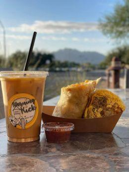 Coffee and Breakfast To Go in Gilbert Arizona - Morning Kick