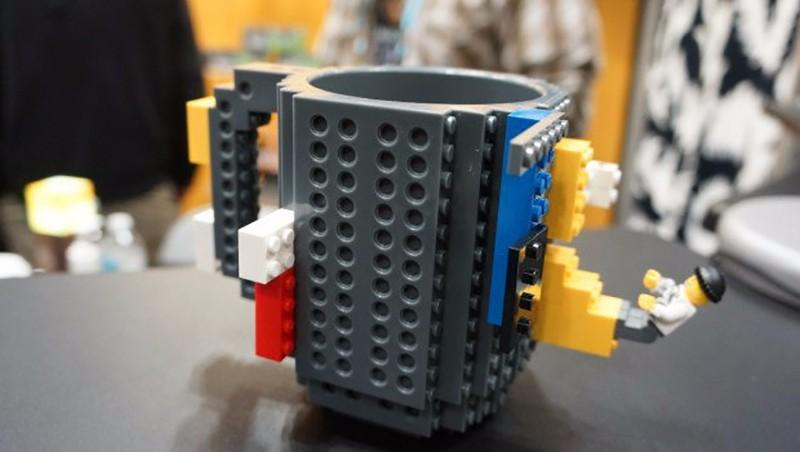 10 Colors Creative DIY Drinkware Building Blocks Lego Mugs Block ...