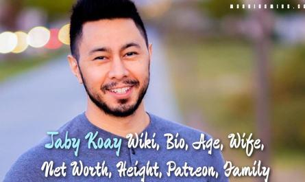 Jaby Koay Wiki, Bio, Age, Wife, Net Worth