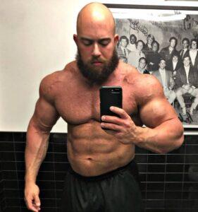 Eric Kanevsky Height