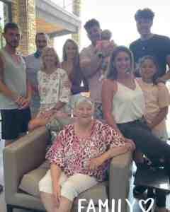 Randi Martin family