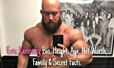 Eric Kanevsky Height, Age, Net Worth