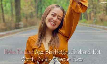 Neha Kakkar Age, Bio, Height, Husband, Net Worth, Family & Secret Facts