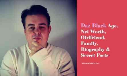 Daz Black
