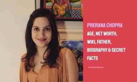 Prerana Chopra