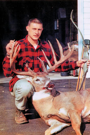 Biggest Pope & Young Buck Ever Shot