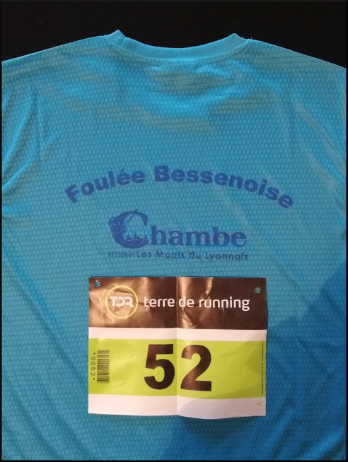 la foulée bessenoise 2017 morning runner