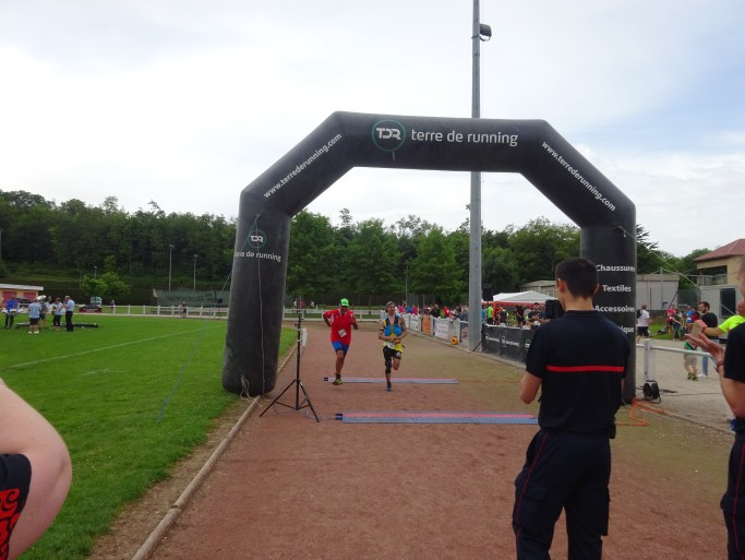 Max Trail la tour du pin 2018 morning runner