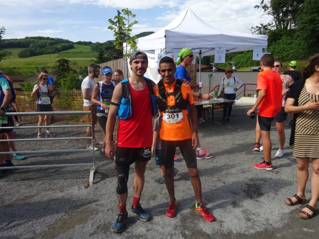 trail de la fontaine des ânes 2018 morning runner