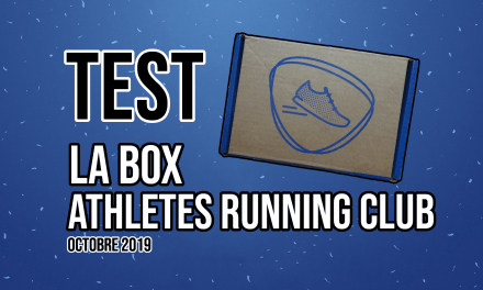 "[TEST] La Box ""Athletes Running Club"" d'Octobre 2019"