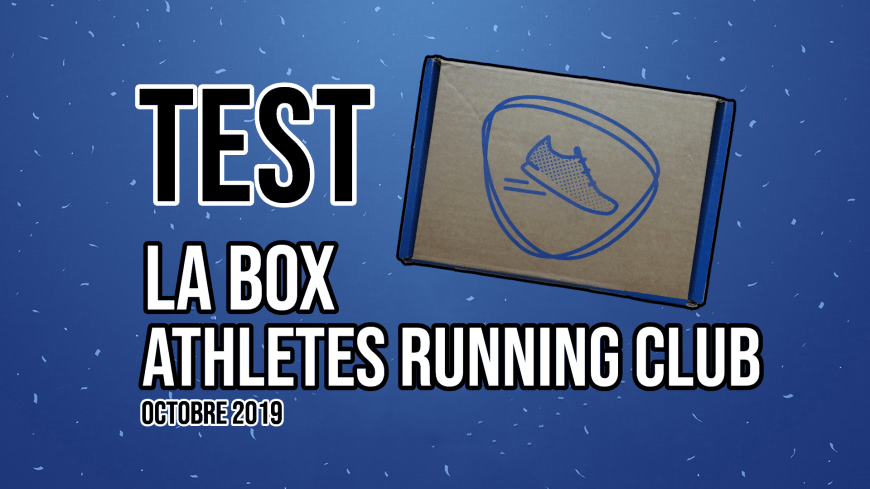 test box Athletes Running Club