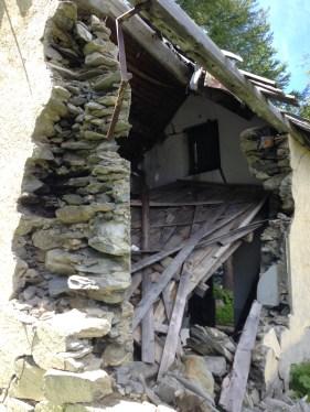 Abandoned chalets