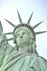 Statue de la liberté, 30 ans à New York Morning Sophie