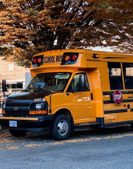 Bus scolaire Canada