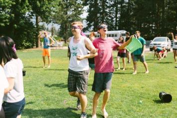 Ben and Fraser
