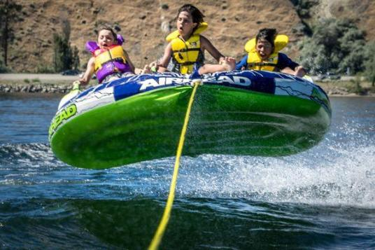 Boys camp tubing (4)