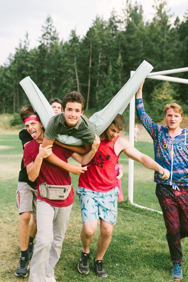 teens campwide