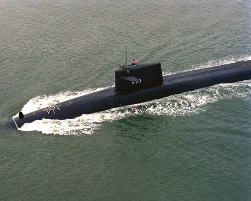 Tensions Rise in South China Sea After U.S. Submarine Incident