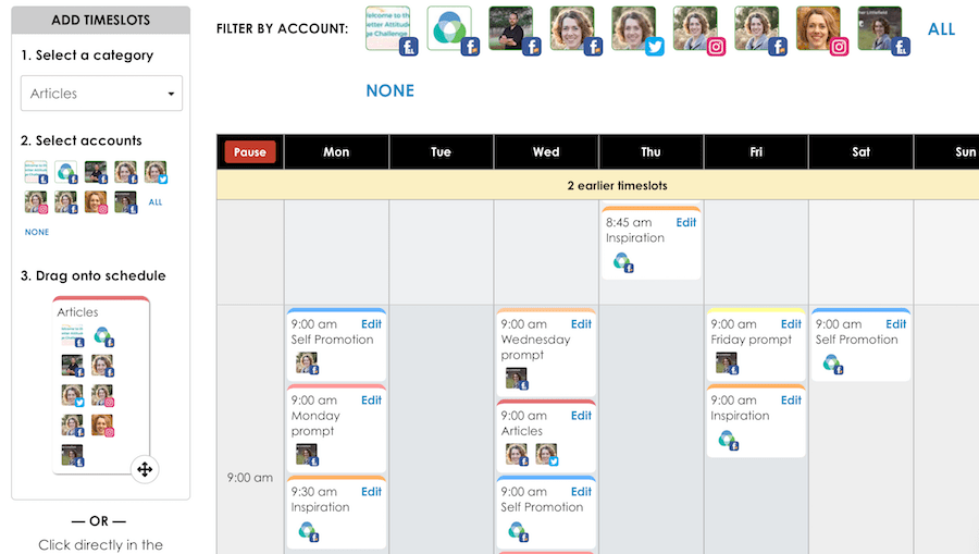 My Favorite Social Media Scheduling Tool: SmarterQueue