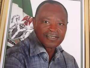 Daniel Anyip, vice chairman of Kaura Local Government Council, Kaduna. (Morning Star News)