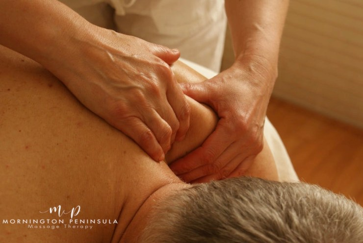 Massage May Assist in Reducing Scar Tissue