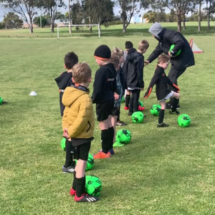 Mini Roos Training