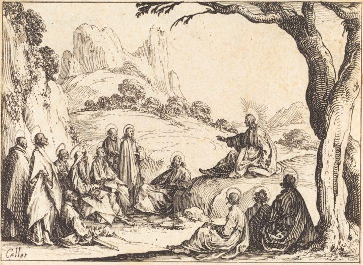 Jesus' Sermon on the Mount