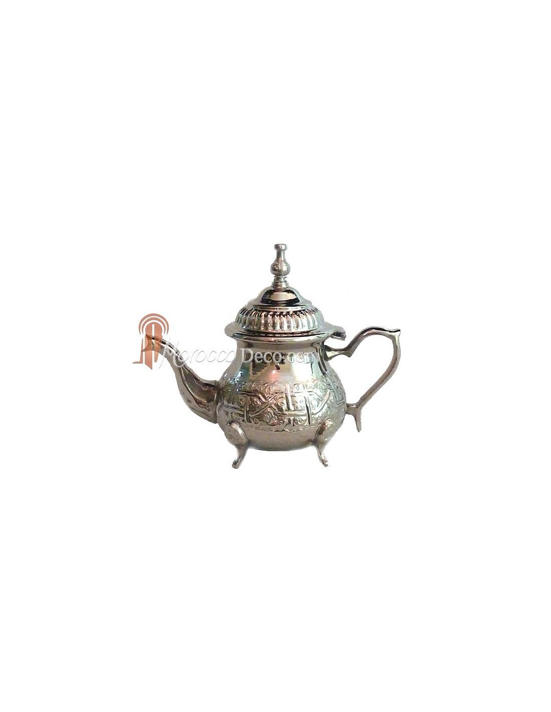 Theiere Marocaine Louza Une Theiere Au Chic Oriental