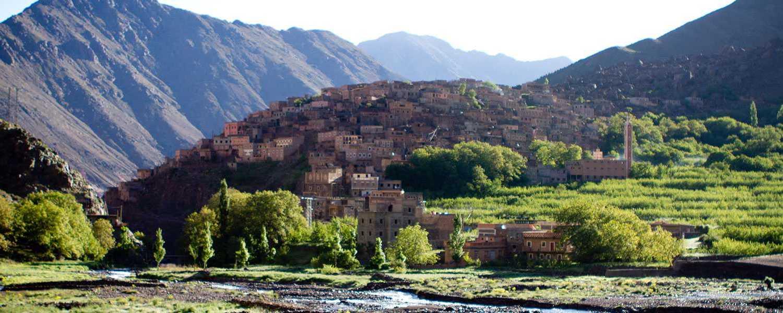 ourika valley tour
