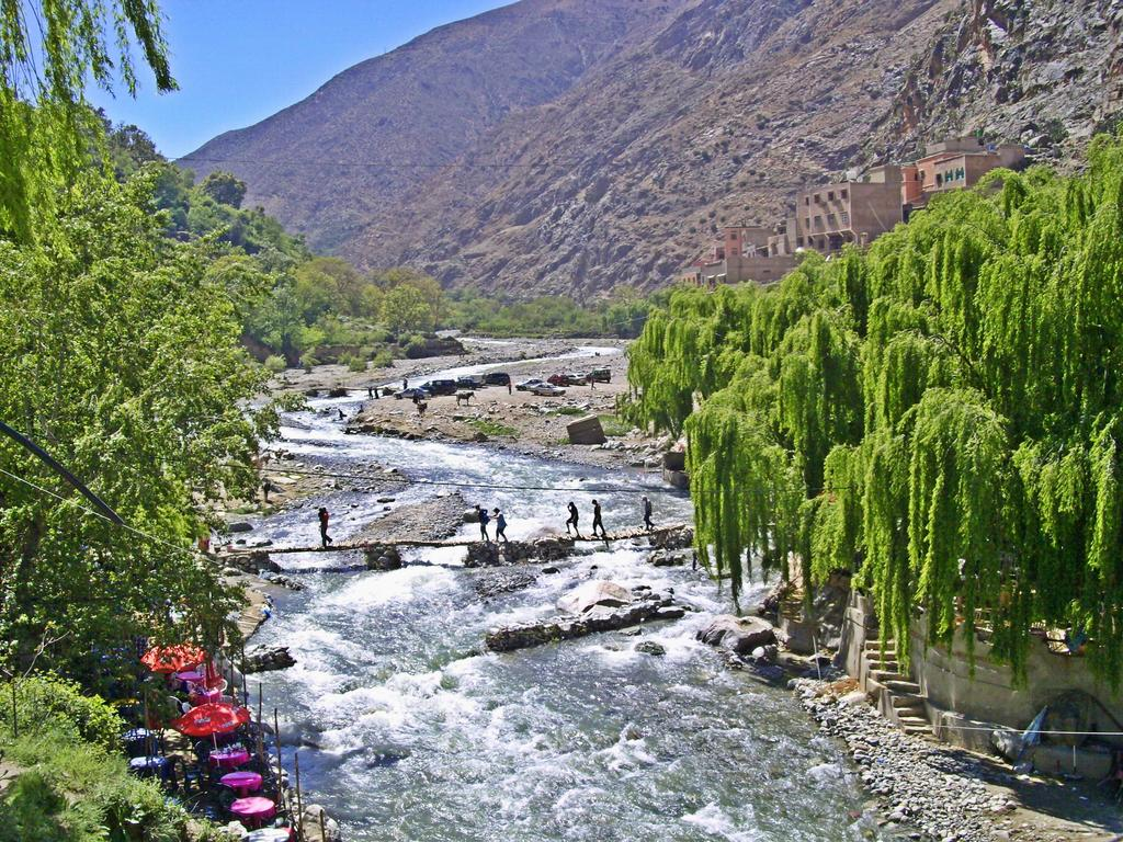 one day trip ourika valley from marrakech