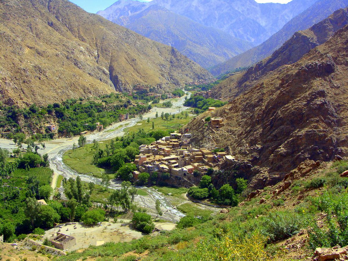 ourika valley one day trip