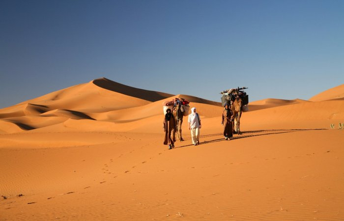 Morocco Tours from ouarzazate to erg chigaga