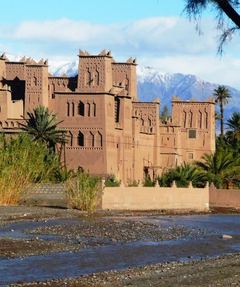kasbah amridil day trip from ouarzazate