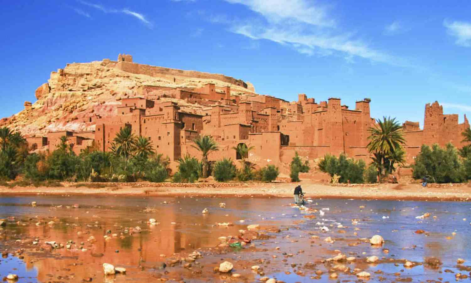 from marrakech to ait ben haddou day trip