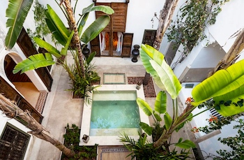 8 Of The Best Riads In Marrakech Where To Stay Boutique Chic Morocco Travel Blog