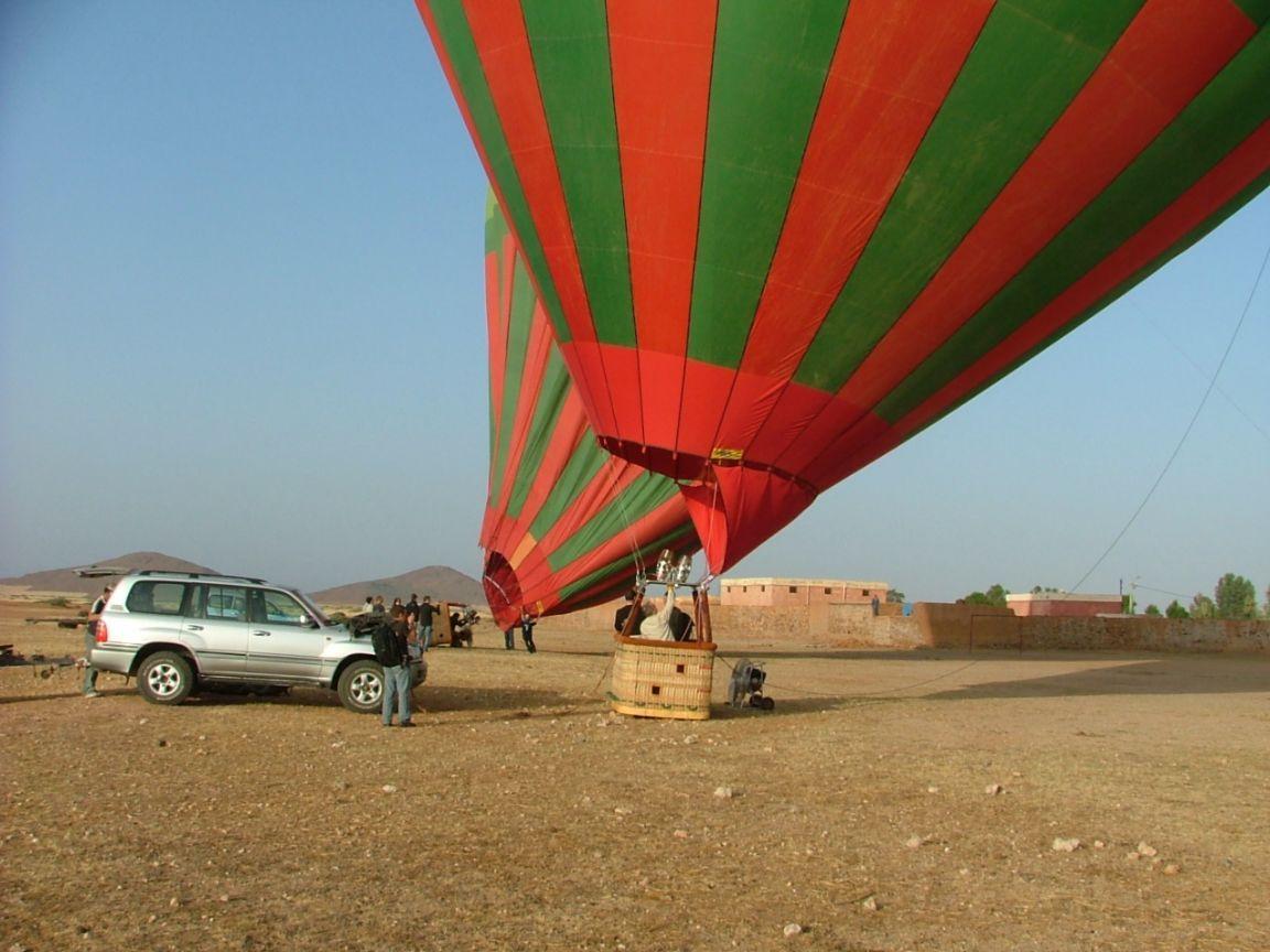 cheap Hot Air Balloon Ride Marrakech