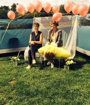 Morogmor blog - Sara og Maries Bryllup