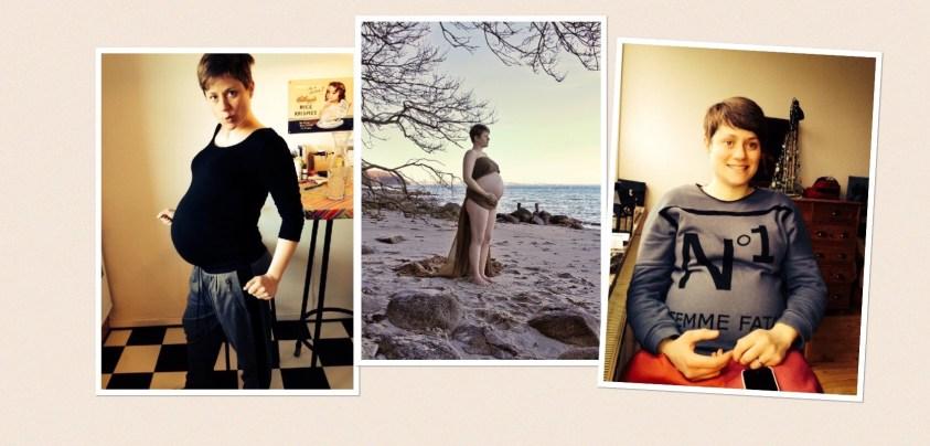 Morogmor blog - hvorfor var Sara gravid først?